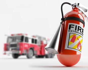 التأمين على الحريق والسرقة