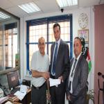 الأهلية للتأمين ونقابة العاملين في شركة كهرباء محافظة القدس توقعان اتفاقية تأمين لمدة ثلاث سنوات