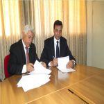 الأهلية للتأمين و جامعة الخليل توقعان اتفاقية تأمين صحي لمدة ثلاث سنوات