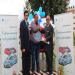 الأهلية للتــــــــأمين تجري السحب الأول على سيارة كيا بيكانتو 2014